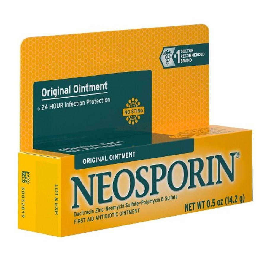 Neosporin Original Ointment – Kem Mỡ Hỗ Trợ Vết Thương