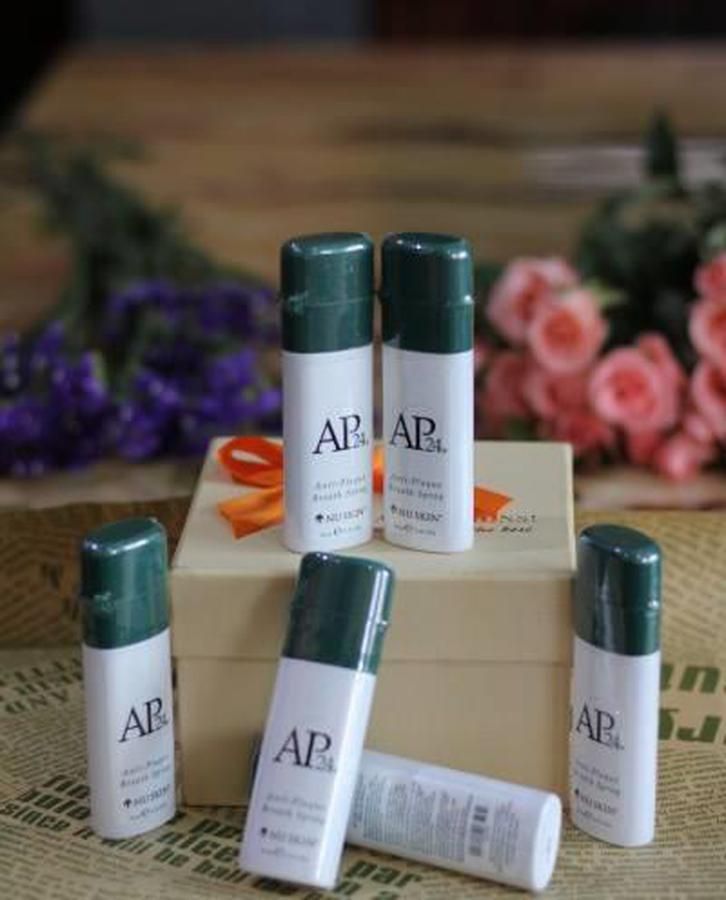 Xịt Thơm Miệng AP24 Anti-Plaque Breath Spray