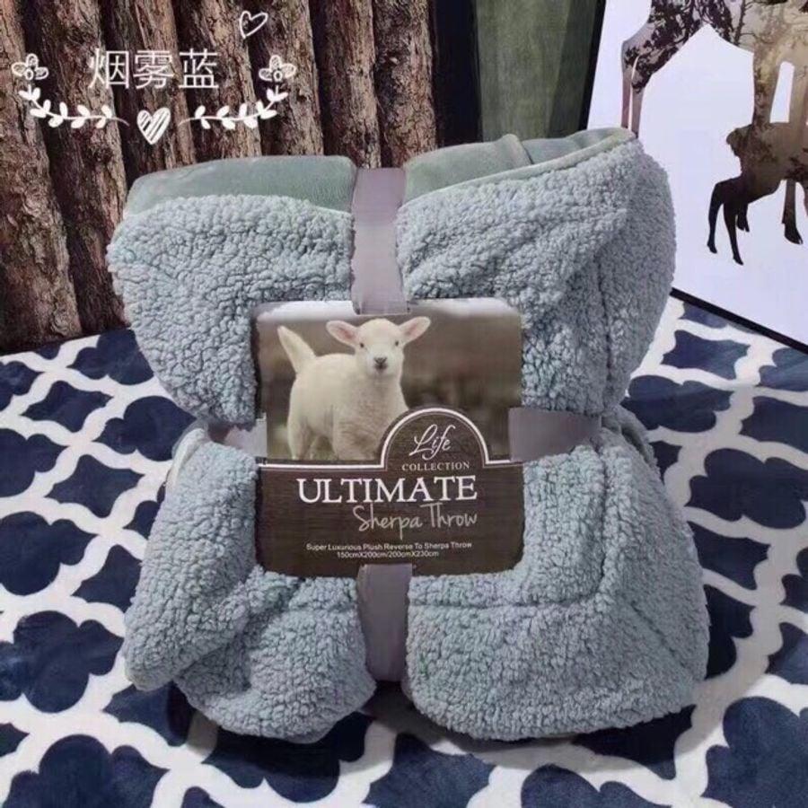 Chăn Lông Cừu Ultimate 2,7kg