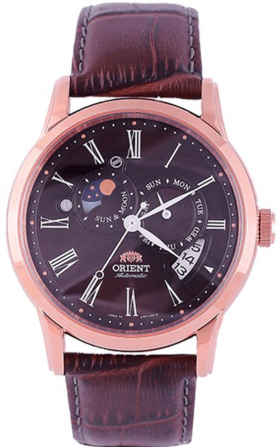 Đồng Hồ Orient Sun And Moon Gen 2 SET0T003T0