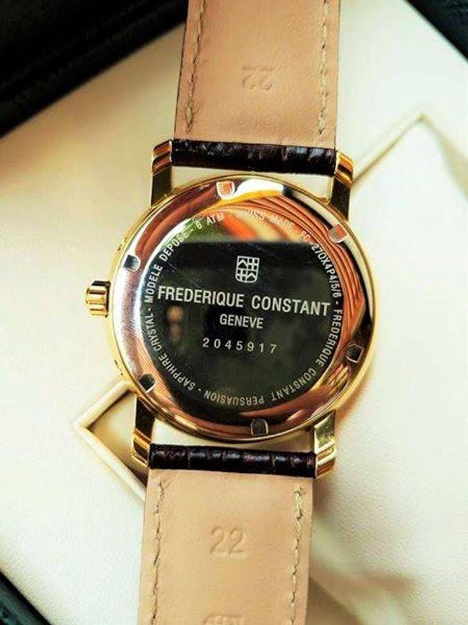 Đồng Hồ Frederique Constant FC-270EM4P5 Cho Nam