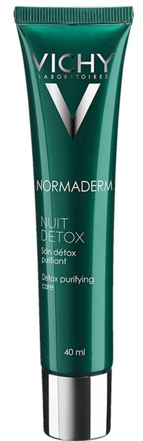 Kem Se Khít Lỗ Chân Lông Vichy Normaderm Night Detox