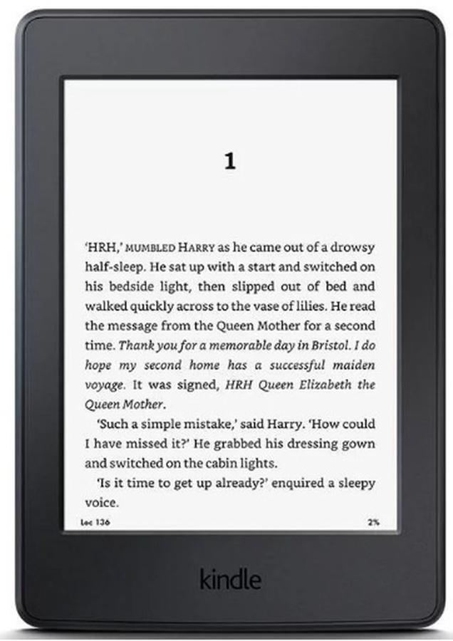 Máy Đọc Sách Kindle Paperwhite 2017 6 Inches 300ppi