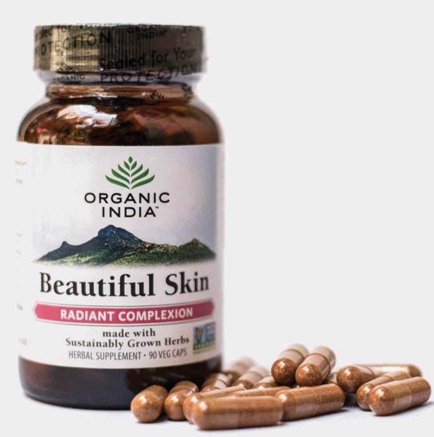 Viên Uống Trị Mụn Beautiful Skin India Ấn Độ