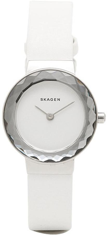 Đồng Hồ Skagen SKW2424 Dây Da Thanh Lịch, Trẻ Trung