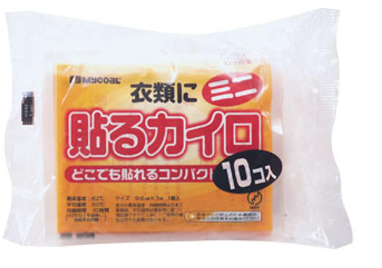 Miếng Dán Hỗ Trợ Giữ Ấm Mycoal Nhật Bản