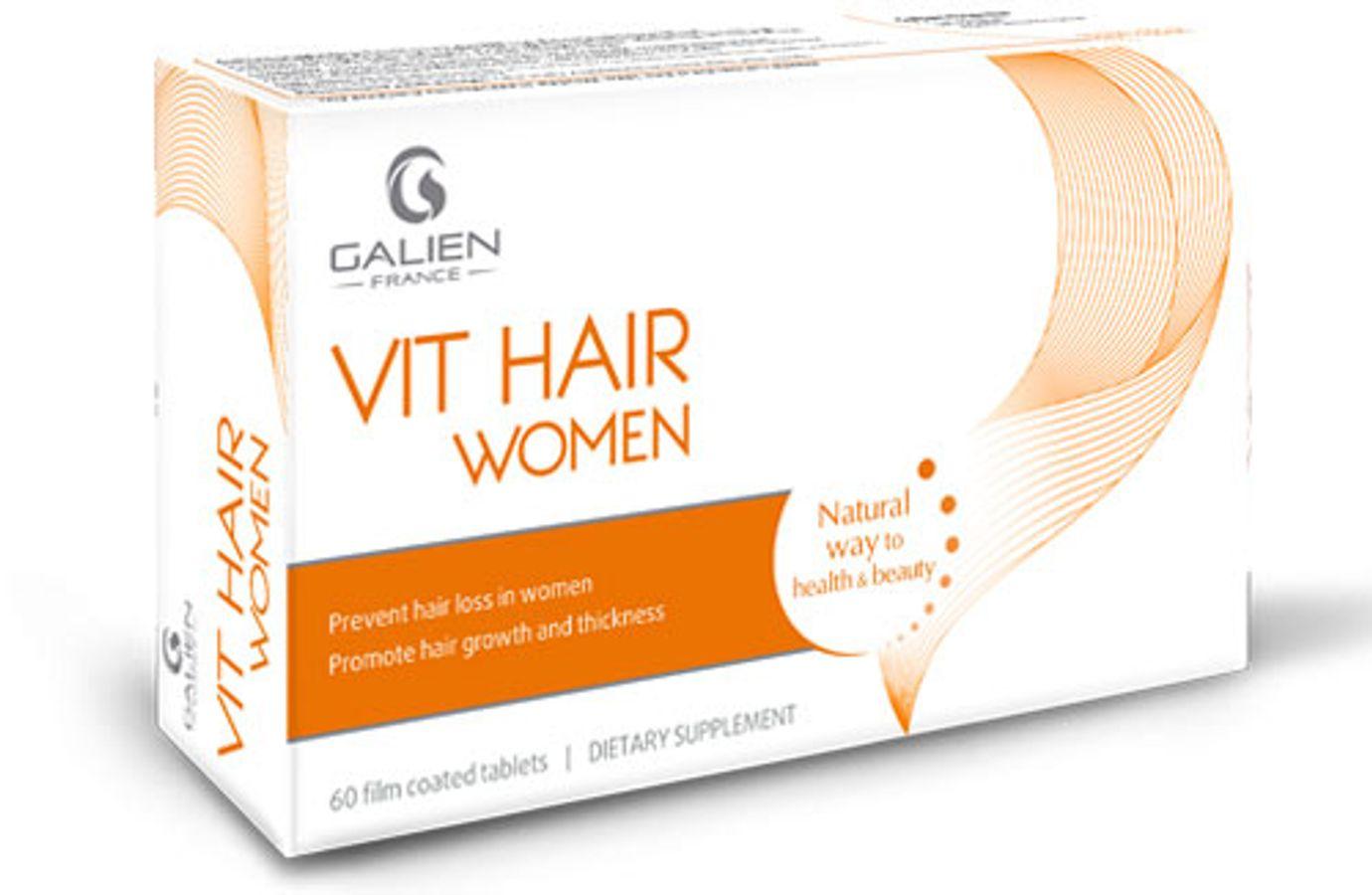 viên uống mọc tóc vir hair women