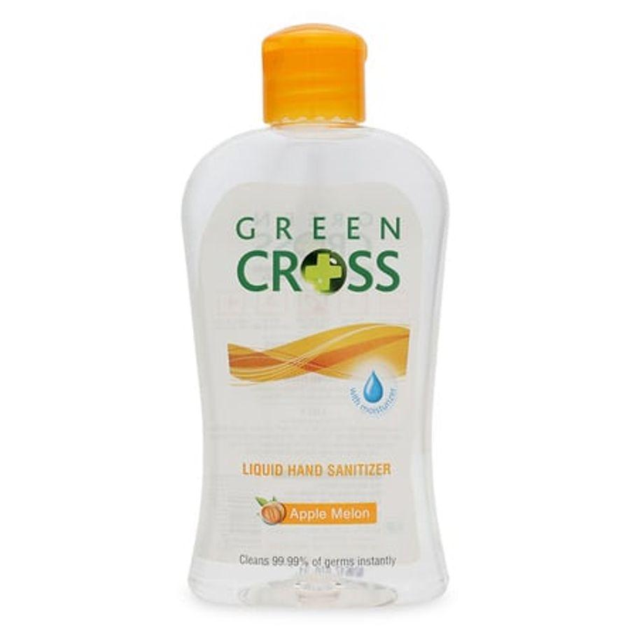 Combo 4 Chai Nước Rửa Tay Khô Green Cross 100ml