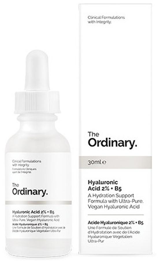 Serum The Ordinary Hyaluronic Acid 2% + B5 Cấp Nước