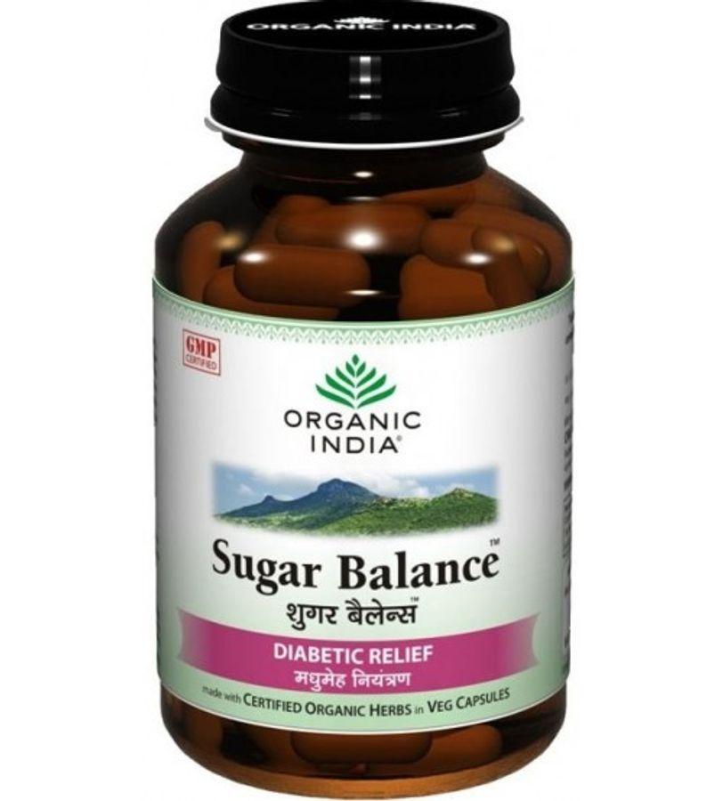 Viên Uống Cân Bằng Đường Huyết Sugar Balance Ấn Độ