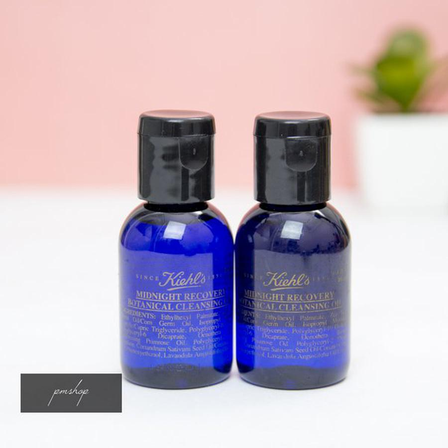 Dầu Tẩy Trang Kiehl's Midnight Recovery Botanical Cleansing Oil 40ml