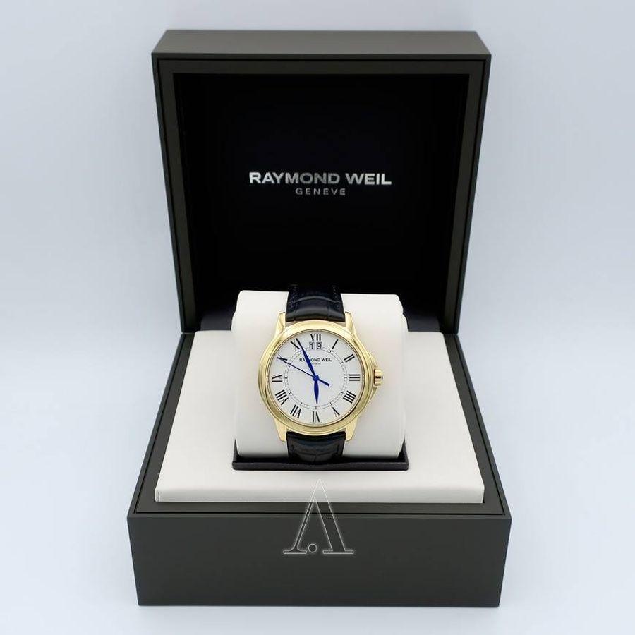 Đồng Hồ Raymond Weil 5476-P-00300 Mặt Kính Sapphire