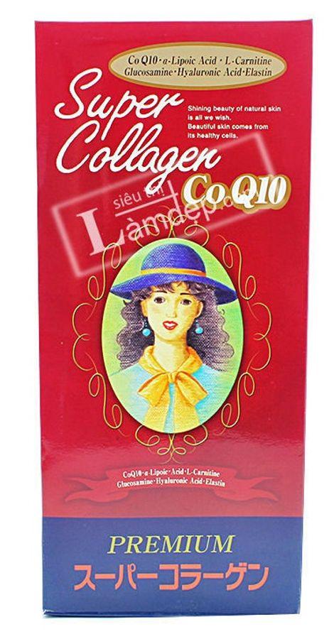 Nước Uống Tinh Chất Chống Lão Hóa Super Collagen Co Q10 Nhật Bản