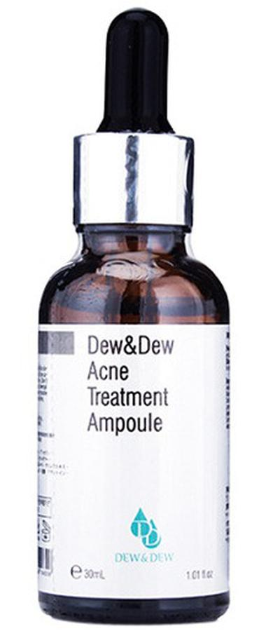 Serum Đặc Trị Mụn Dew & Dew Acne Treatment Ampoule