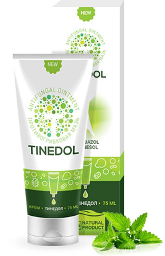 Tinedol Cream - Kem Hỗ Trợ Điều Trị Nấm Chân, Nứt Nẻ Chân Và Hôi Chân