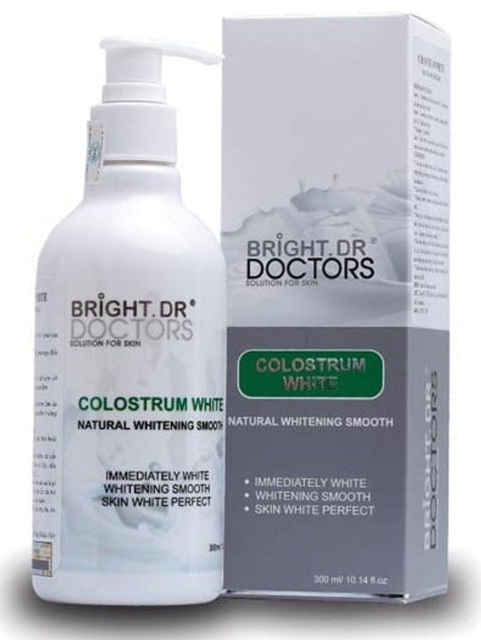 Sữa Non Tắm Trắng Colostrum White Bright Doctors