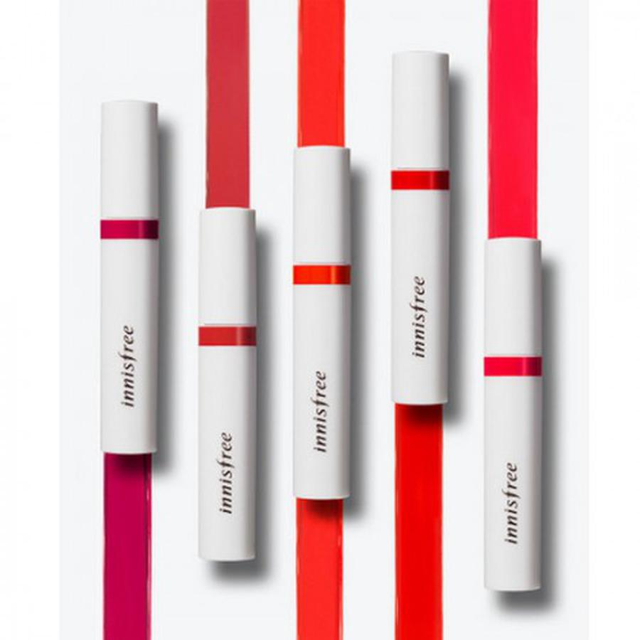 Son Lì Dạng Thỏi Innisfree Real Fit Matte Liquid