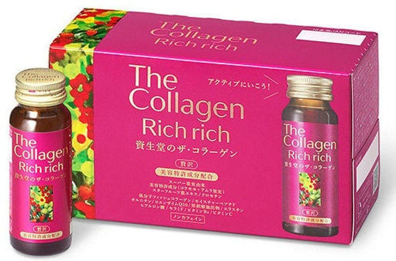 Collagen Shiseido dạng nước giá bao nhiêu? Có tốt không? 9