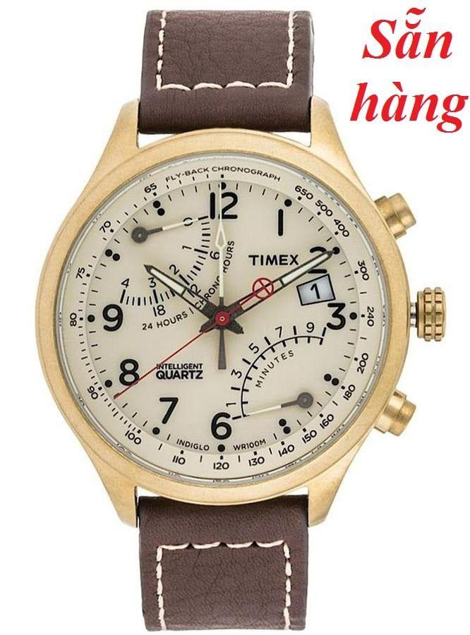 Đồng Hồ Timex Chronograph T2P510 Cá Tính Cho Nam