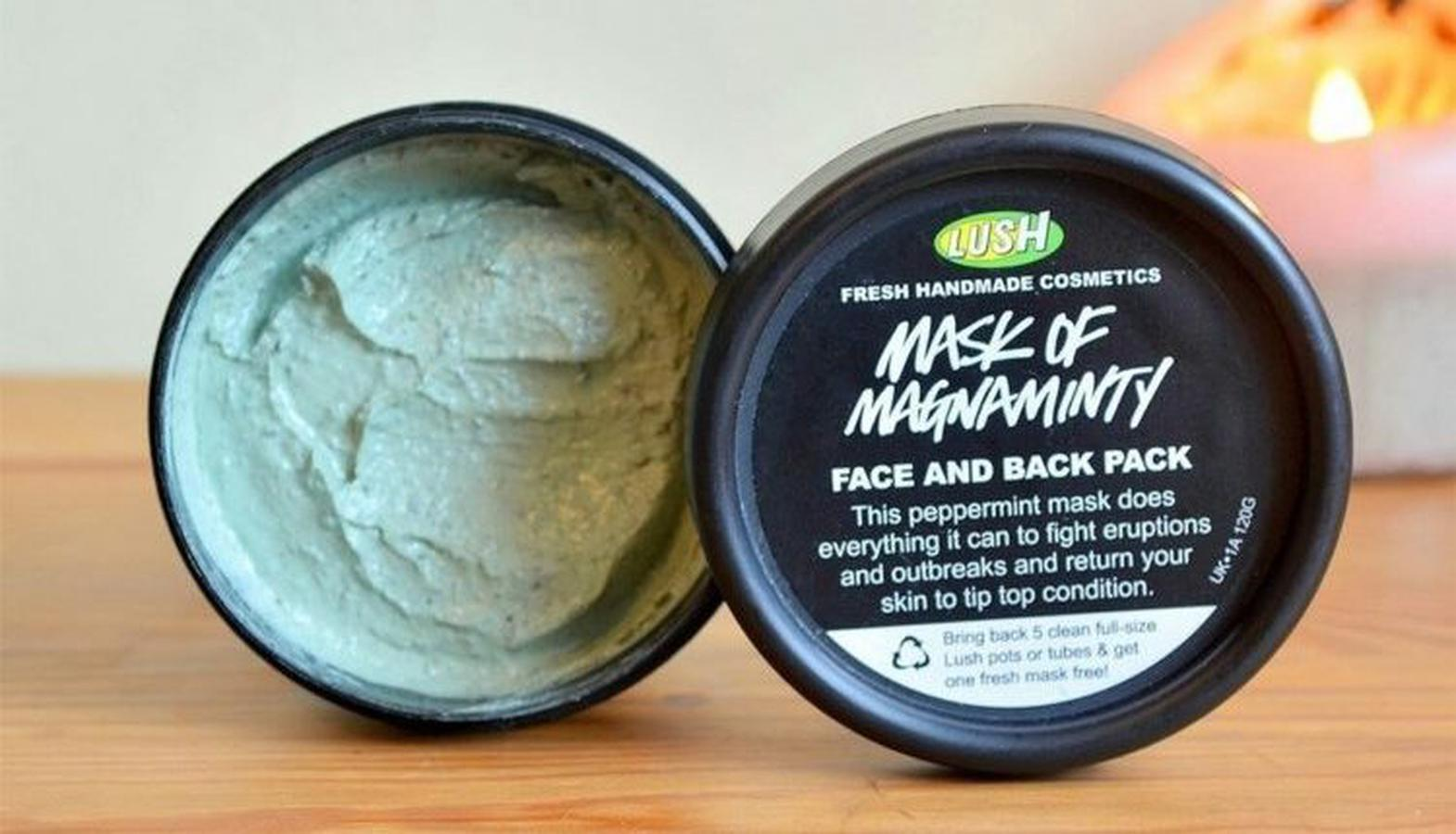 Mặt Nạ Đất Sét Tươi Lush Mask Of Magnaminty
