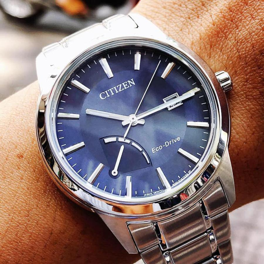 Đồng Hồ Citizen Eco-Drive AW7010-54L Power Reserve Cho  Nam