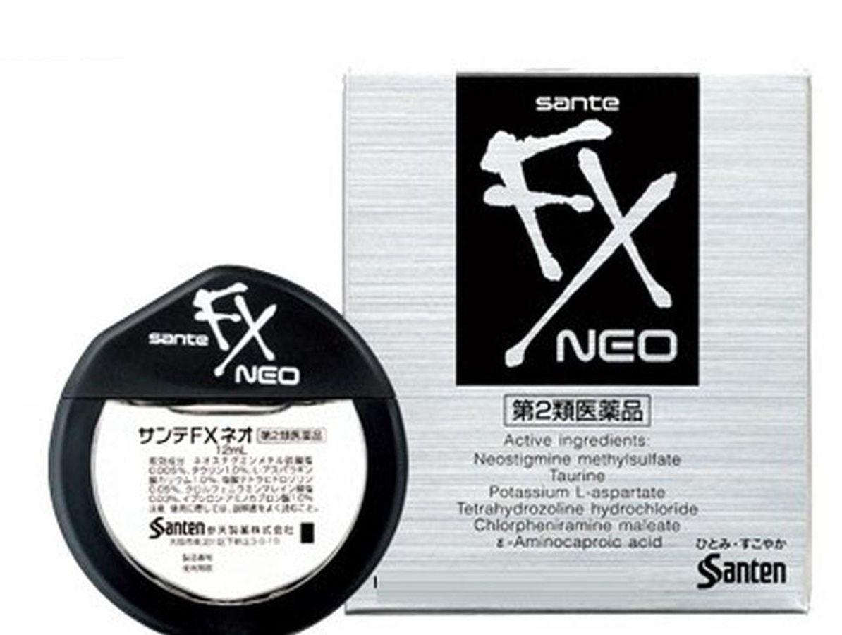 Nước nhỏ mắt Nhật Bản Sante FX NEO