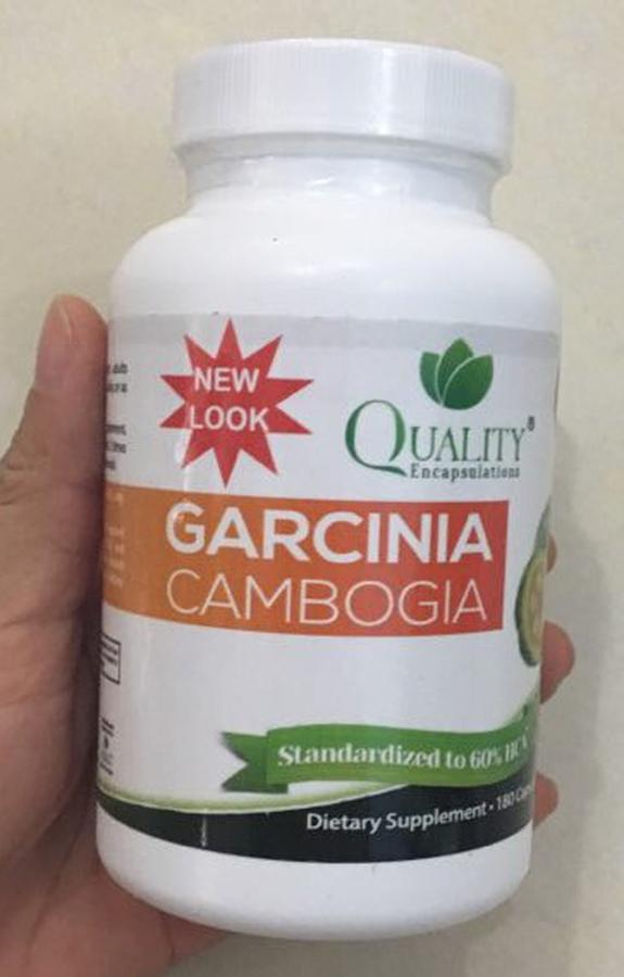 Viên Uống Cải Thiện Cân Nặng Garcinia Cambogia USA 60%HCA