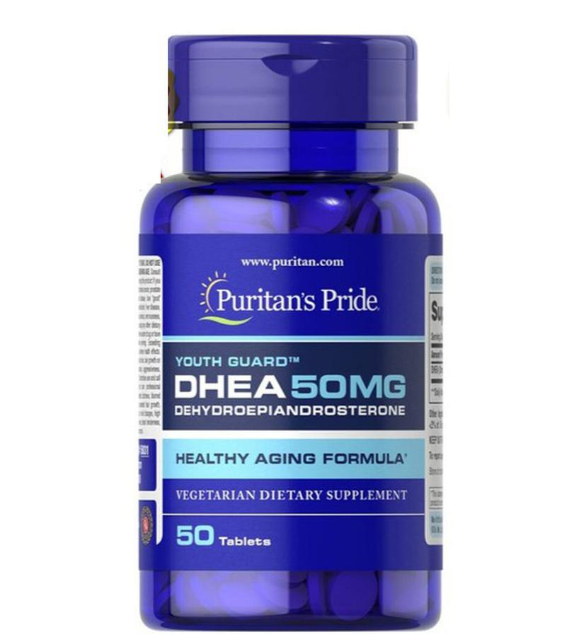 Viên Uống DHEA Puritan's Pride Cho Nữ Của Mỹ