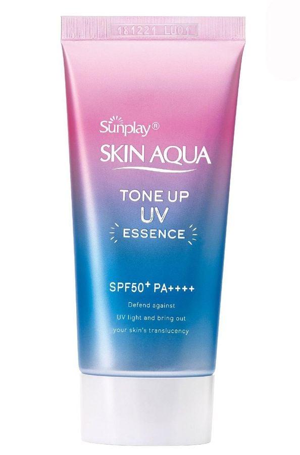 Kem Chống Nắng Sunplay Skin Aqua Tone Up UV Essence (nội Địa Nhật)
