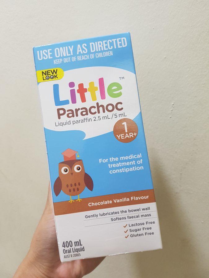 Siro Parachoc Cho Trẻ Của Úc