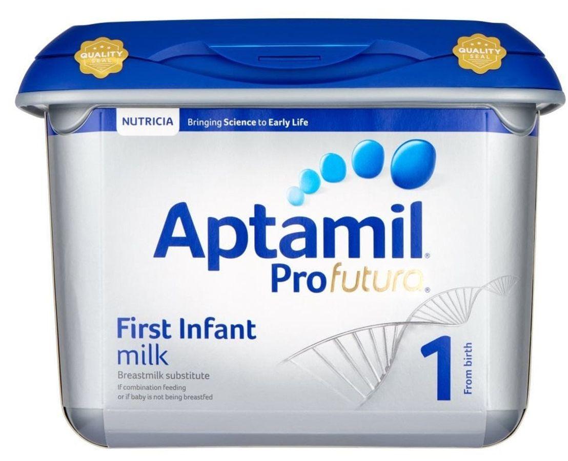 Sữa Aptamil Anh 1 Cho Trẻ 0-6 Tháng Nội Địa Anh 800g