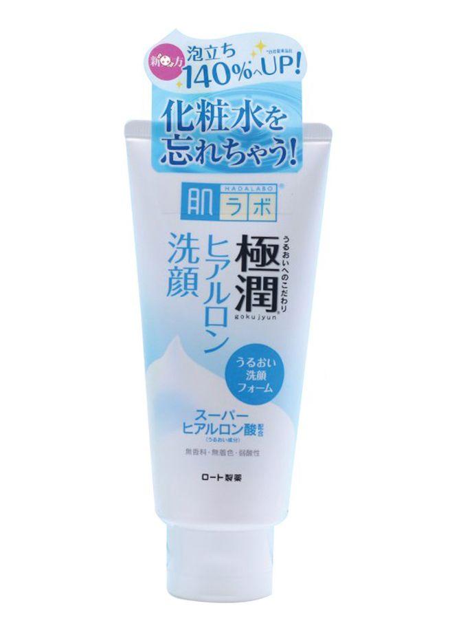 Sữa Rửa Mặt Hada Labo Gokujyun Face Wash Nội Địa Nhật