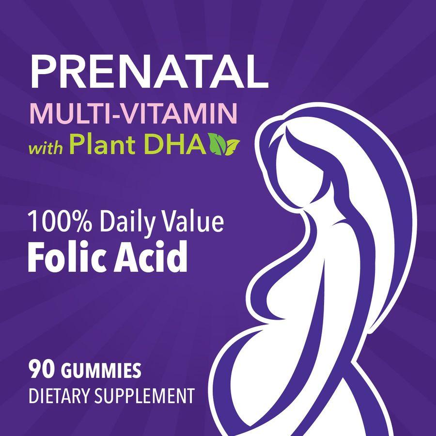 Kẹo Dẻo Vitamin Tổng Hợp Bà Bầu Alive Prenatal Multi-Vitamin