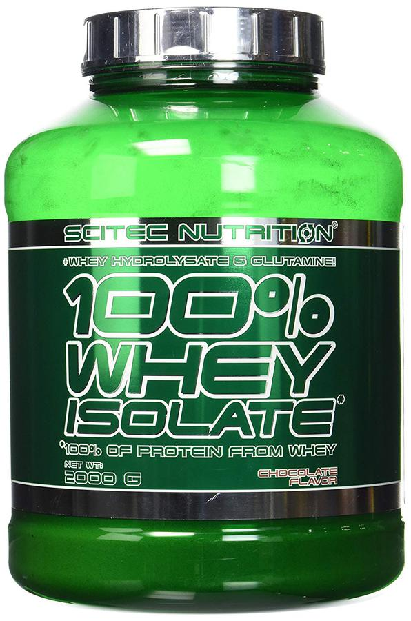 Bột Dinh Dưỡng Thể Hình Scitec Nutrition 100% Isolate