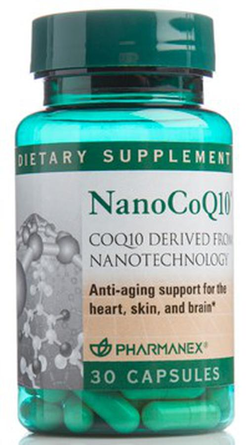 Viên Uống Hỗ Trợ Tim Mạch, Não, Da, Tóc Nano CoQ10 Nuskin