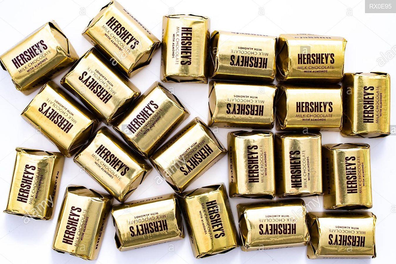 Kẹo Chocolate Hershey's Nuggets 1,47Kg Của Mỹ