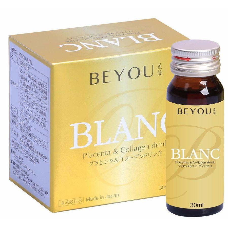 Collagen Nhau Thai Heo Beyou Blanc Cao Cấp
