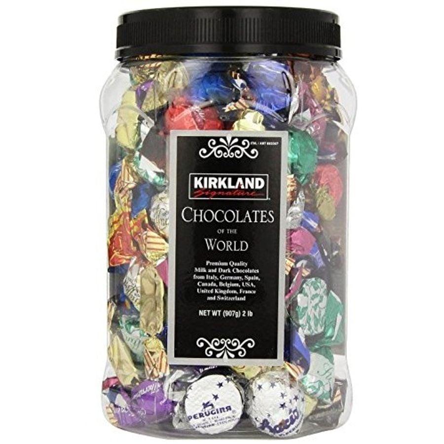 Kẹo Socola Tổng Hợp Kirkland Chocolates Of The World 907g