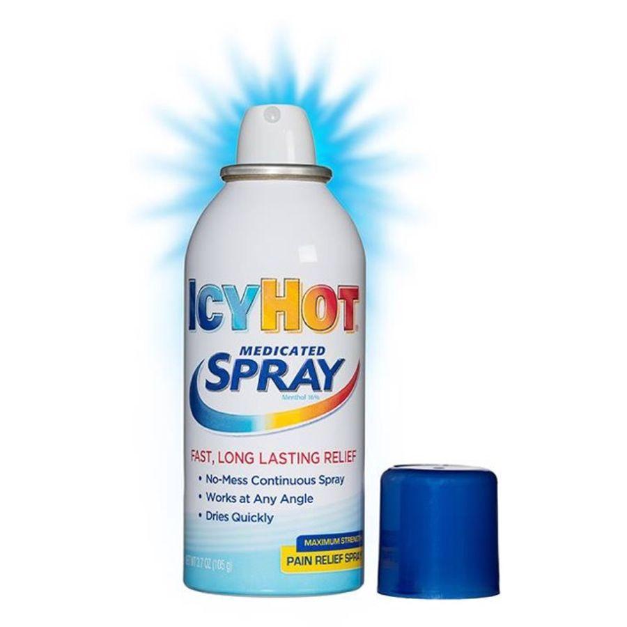 Bình Xịt Giảm Đau Icy Hot Spray Của Mỹ