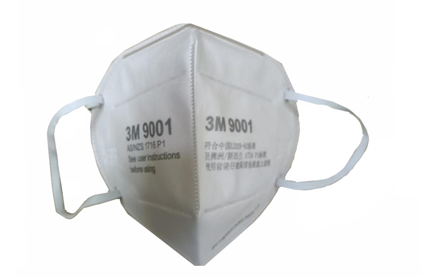 Combo 2 Khẩu Trang 3M 9001 Chống Bụi PM 2.5