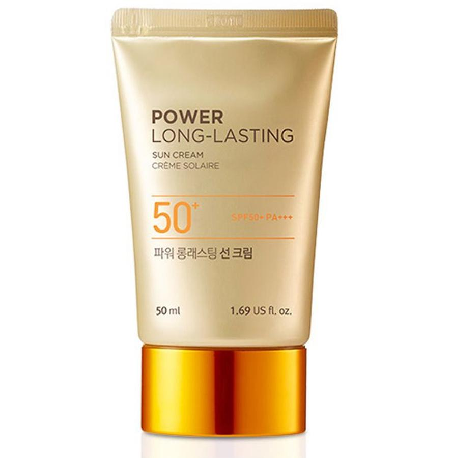 Kem Chống Nắng The Face Shop Power Long Lasting SPF50+