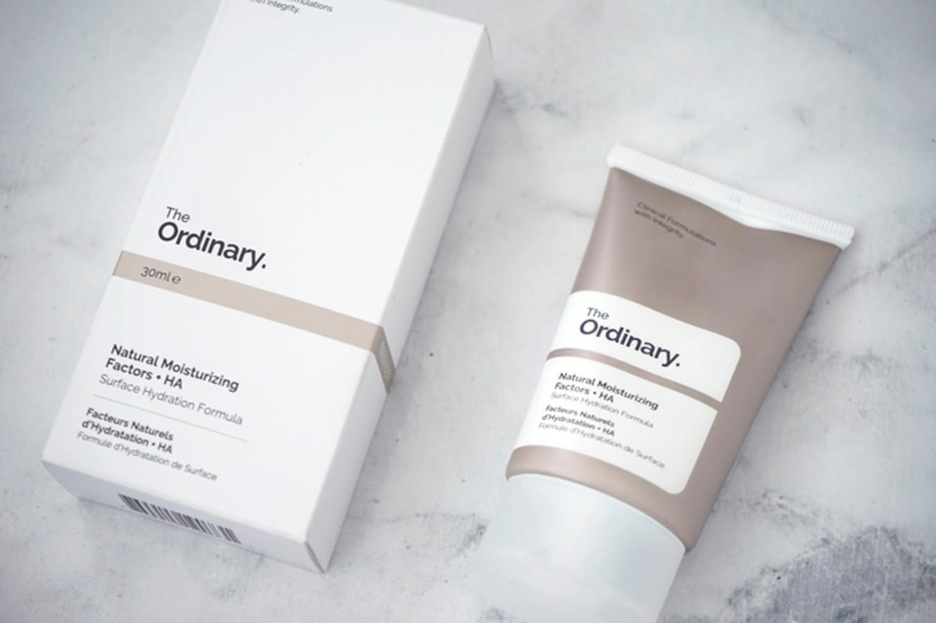 Kem Dưỡng Ẩm The Ordinary Natural Moisturising Factors HA