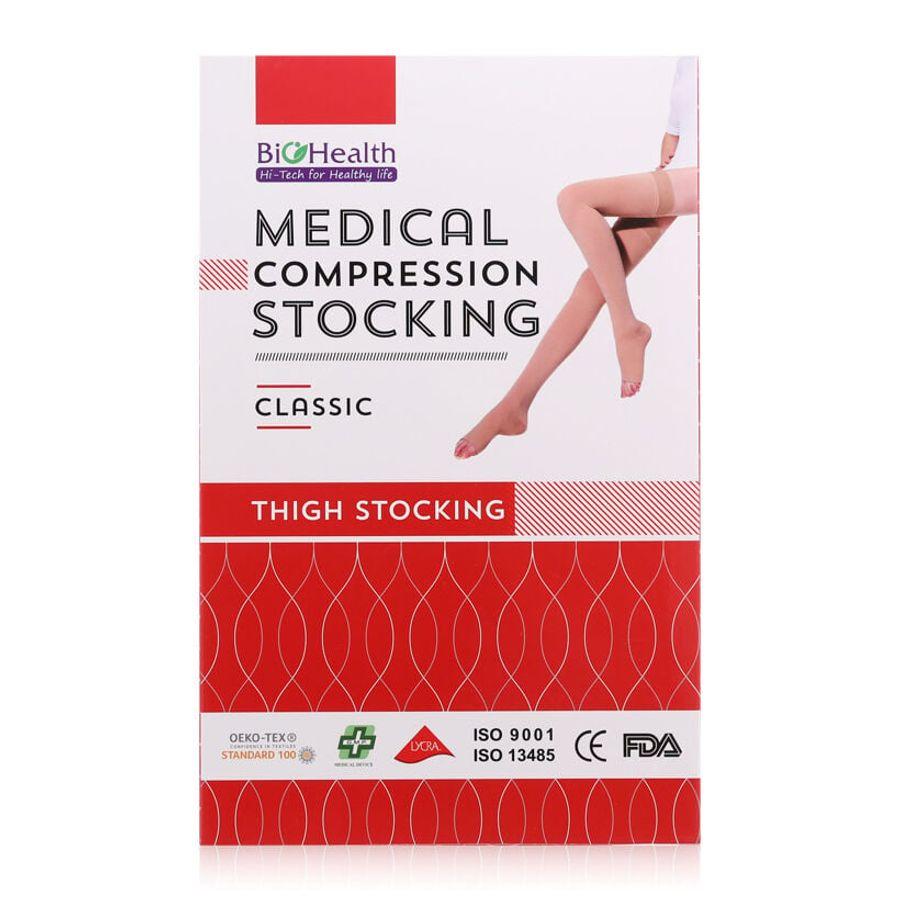 Vớ Đùi Y Khoa Biohealth Classic Medical Compression Stocking
