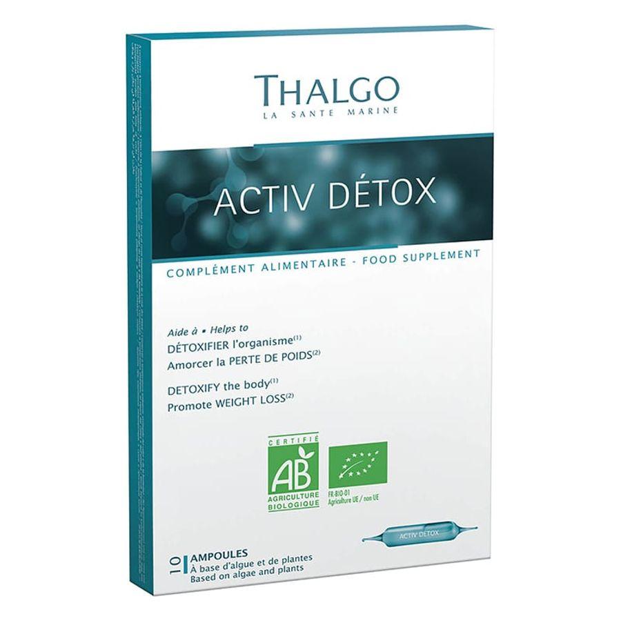 Nước Uống Thải Độc Thanh Lọc Cơ Thể Thalgo Activ Detox