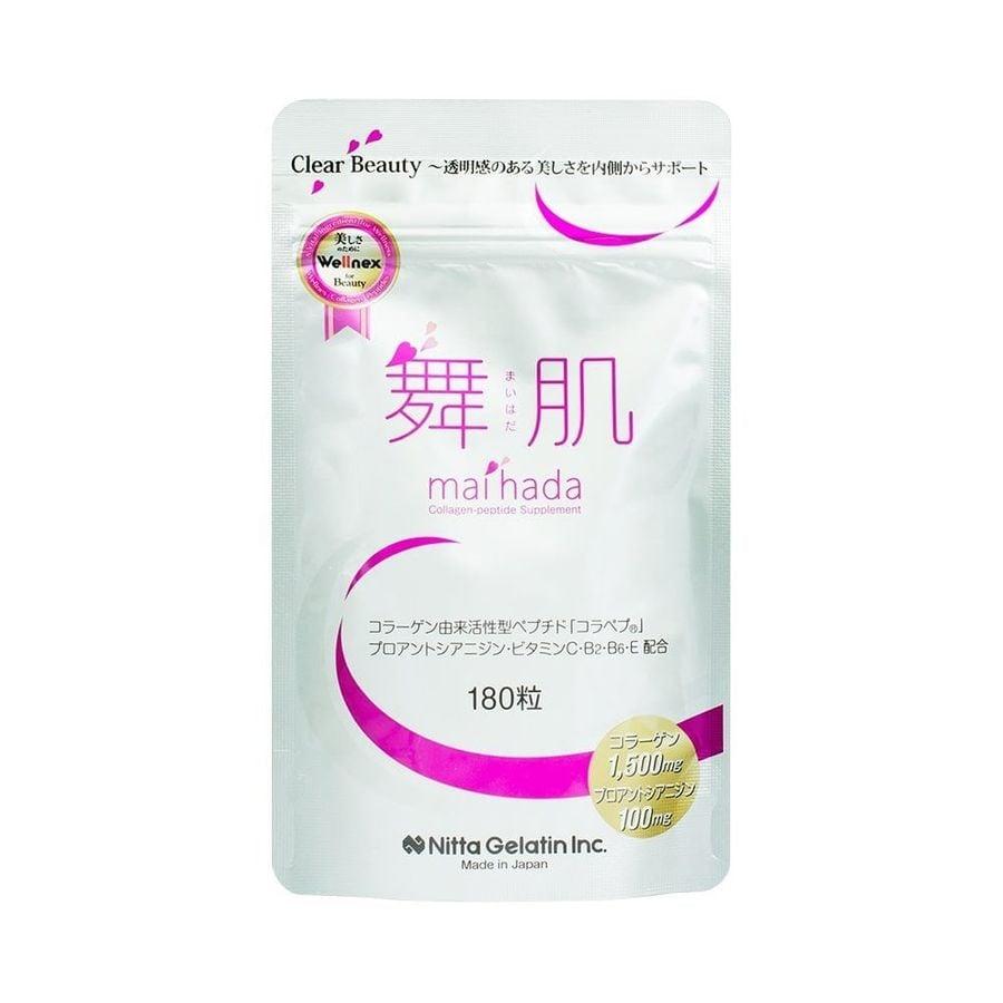 Viên Uống Bổ Sung Collagen Maihada Collagen Peptide