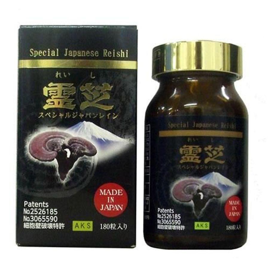 Viên Uống Nấm Linh Chi Đỏ Special Japanese Reishi