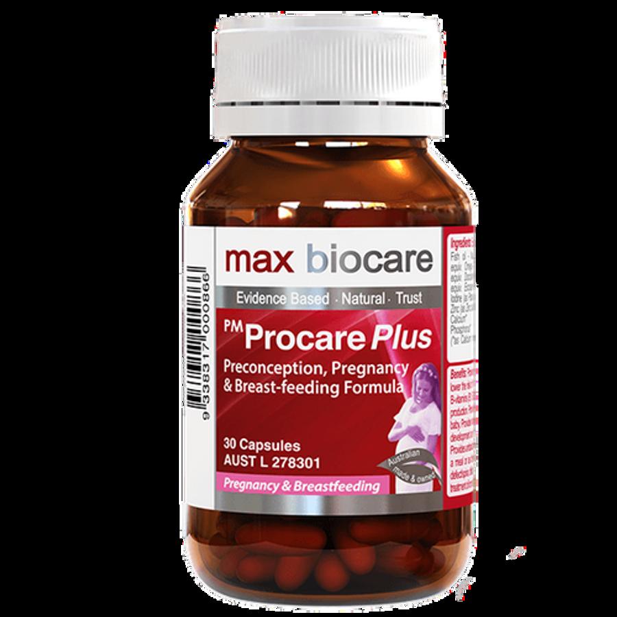 Viên Bổ Sung Vitamin Cho Bà Bầu PM Procare Plus