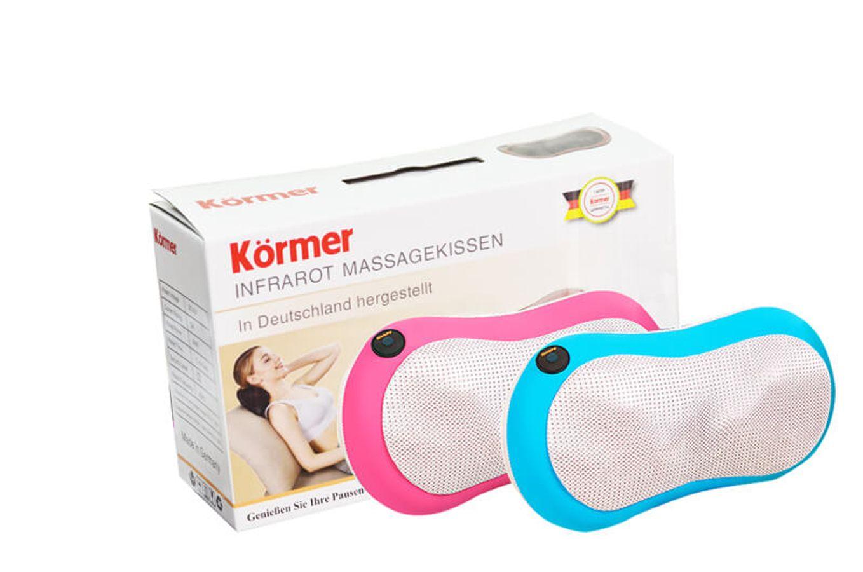 Gối Massage Hồng Ngoại Kormer Của Đức