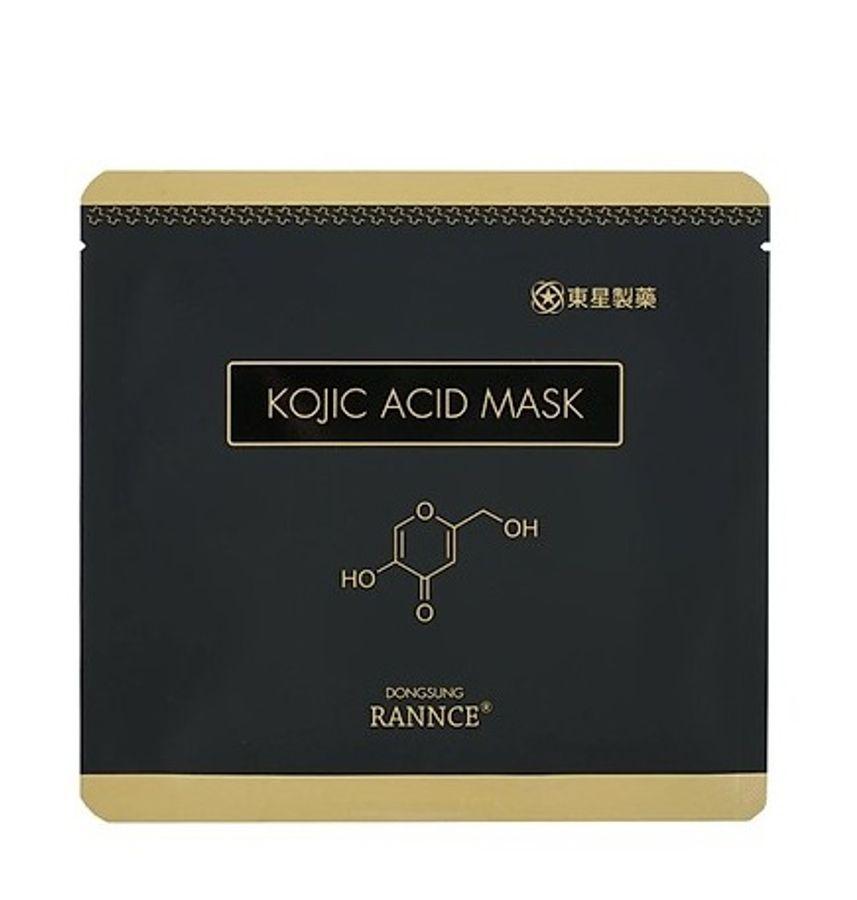Mặt Nạ Dongsung Rannce Kojic Acid Mask Dưỡng Trắng