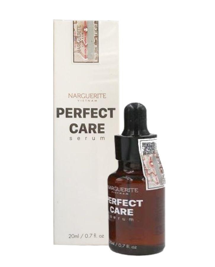 Serum Ốc Sên Perfect Care Narguerite Hỗ Trợ Dưỡng Trắng Da